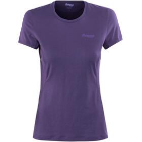 Bergans Fløyen - T-shirt manches courtes Femme - violet
